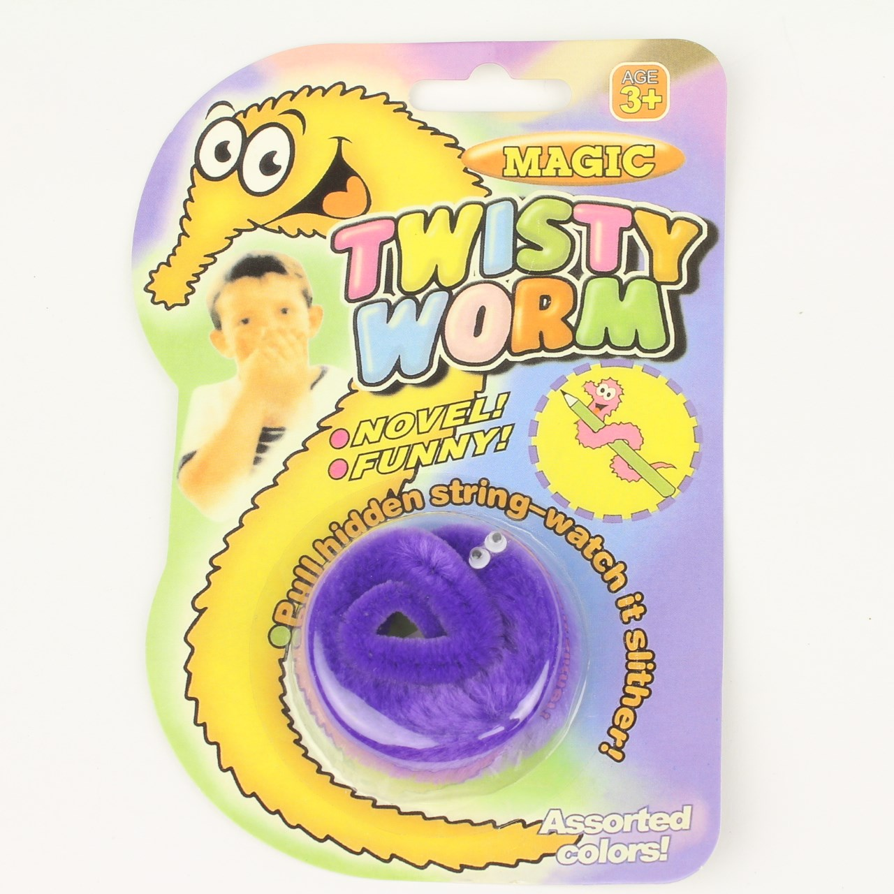 Lilla twisty worm